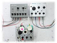 パルサー(電気ハリ・ほぐし)低周波鍼通電療法